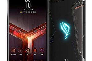 Asus announces ROG Phone II Strix, details and prices
